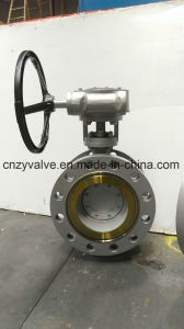 Triple Essentirc Multilayer Sealing Butterfly Valve pictures & photos