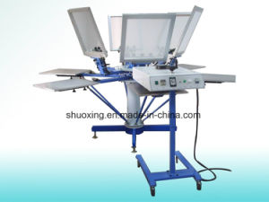 Micro Registration Screen Printer pictures & photos