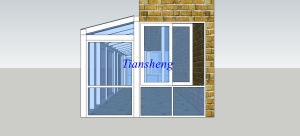 Aluminium Sliding Windows and Doors with Double Glazing and Crimsafe Screen pictures & photos