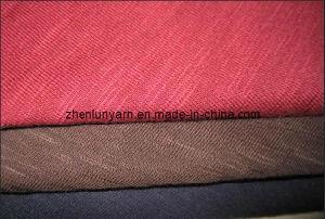 100% Viscose Compact Siro Slub Yarn Ne 26/1* pictures & photos