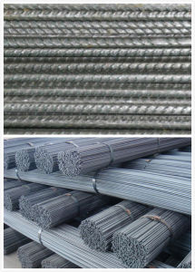 Hotrolled Ribbed Steel Bar 6-50mm