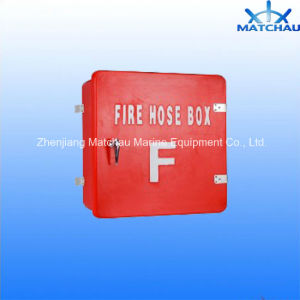 FRP Fire Hose Reel Box/Cabinet for Firefighting pictures & photos