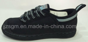 Steel Toe Work & Safety Shoes with Canvas Upper pictures & photos