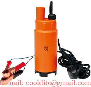 Submersible Diesel Pump / Diesel Transfer Pump (GT-821) pictures & photos