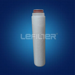 10 Inch and 20 Inch Water Filter Housing in PP Melt Brown Filter Element pictures & photos