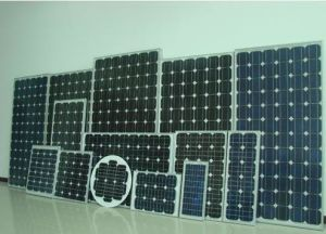 High Quality Monocrystalline Polycrystalline Solar Panel Photovoltaic Panel, PV Panel, Solar Module, Solar Cell
