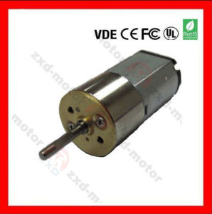 6 Volt DC Gear Motor 16mm for Electric Toothbrush