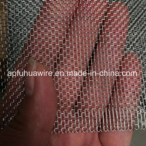 Bright Color Aluminum Wire Mesh 14X14 pictures & photos