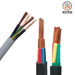 Pure Copper Conductor Electric Wire Cable pictures & photos