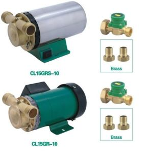 Mini Automatic Booster Pump for Hot Water (CL15GRS-10) pictures & photos