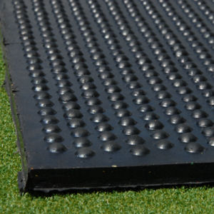 Anti-Slip Cow Rubber Mat, Rubber Stable Mat, Dairy Stall Mat Cloth Insertion Rubber Sheet Roll pictures & photos