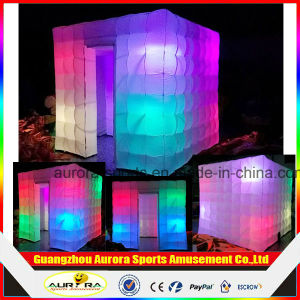 Inflatable Cabin Cube Inflatable Photo Booth Pop up Booth Weddings Partys