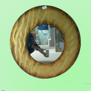 Contemporary 3D Decorative Mirror (LH-00502) pictures & photos