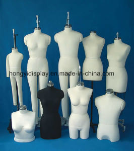 Fabric Mannequins for Retail Display pictures & photos