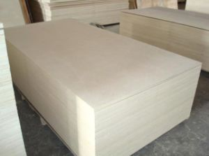 Poplar Core White Birch Plywood E1 Glue BB/CC Grade pictures & photos