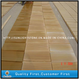 Natural Grey/Yellow/White/Purple Sandstone Tiles pictures & photos