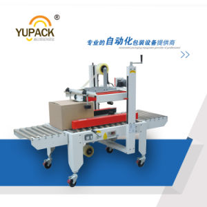 Heavy Load Automatic Carton Sealer Machine with Top, Bottom&Side Drive (FXJ-6050B/8060B) pictures & photos