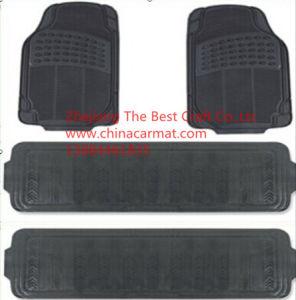 (Bt-1017) PVC Car Mat/Rubber Mat/3PCS Car Mat/Car Floor Mats pictures & photos