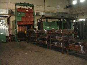Amorphous Transformer Wound Core Annealing Oven pictures & photos