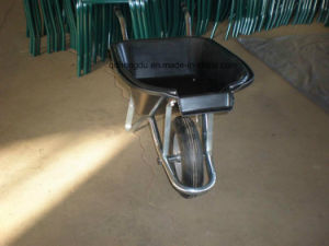Hot Sale Strong Wheel Barrow for Sale/ Wheel Barrow (WB3502) pictures & photos