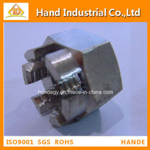 Stainless Steel Nut Castle Slot Nut DIN935 DIN936 Nut pictures & photos