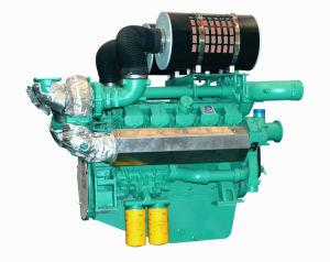 50Hz Googol P Series Marine Diesel Engine 330kw-800kw pictures & photos