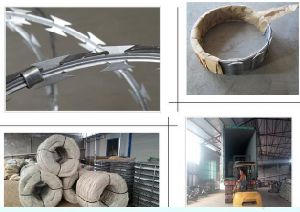 High Quality China Supplier Razor Barbed Wire pictures & photos