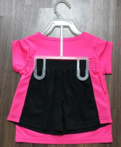 Girls′s Active Sport Suit Make of 100%Polyester pictures & photos