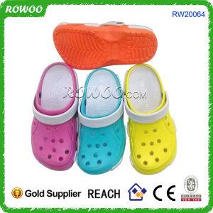 China Supplier Kids EVA Injection Slipper, EVA Clogs Slippers