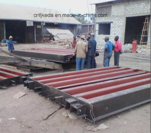 Export Electronic Truck Scales/Digital Weighing Bridge pictures & photos