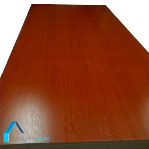 High Quality 4X8 Furniture and Cabinet Grade Melamine Plywood pictures & photos