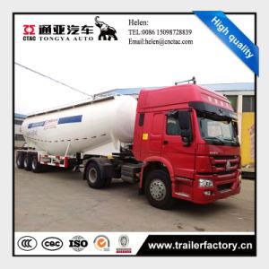 Ctac Dry Bulk Cement Tanker Semi Trailer pictures & photos