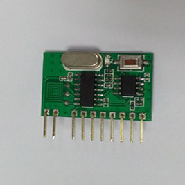 434MHz Ask RF Superheterodyne Wireless Receiver Module (CYRM05)