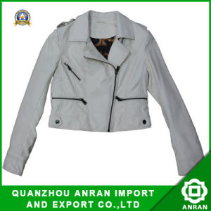 High Quality PU Jacket for Women