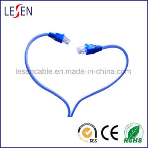 Patch Cord, Cat5e/CAT6, UTP/FTP/SFTP, Copper or CCA or CCS Conductor pictures & photos