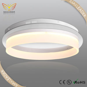 Ceiling Light for Modern White acrylic LED (MX7066)