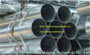 High Quality Galvanized Round Steel Pipe and Tube pictures & photos