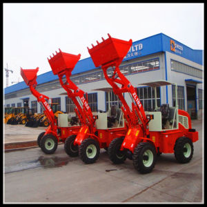 1t Mini Loader Zl10A pictures & photos