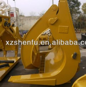 Loader Hydraulic Grab / Loader Grab pictures & photos