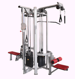 Fitness Equipment / Gym Equipment / Five Station Multi-Jungle (SA25) pictures & photos