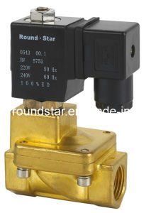 Rsp Series Air Water Pilot Solenoid Valve pictures & photos