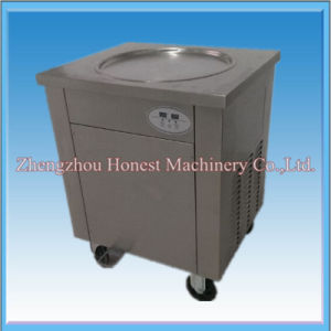Hot Sale Thailand Fry Ice Cream Machine with Good Compressor pictures & photos
