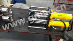 Dual Rods Continuous Extrusion Screen Changer for Plastic Extrusion Machinery pictures & photos