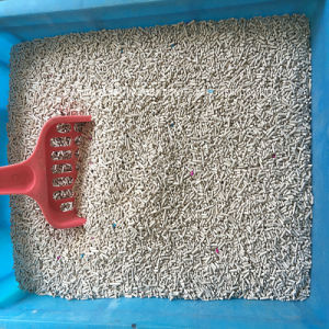 Clumping Bentonite Strip Cat Litter pictures & photos