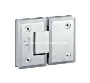 (KTG-2005) Glass Hinge/ 180 Degree Glass to Glass Hinge pictures & photos