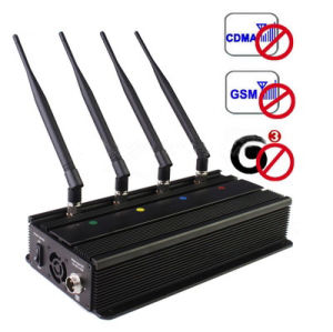 Vehicle Mounted Type Block CDMA/GSM/Dcs/3G. Cellular Phone Jammer pictures & photos