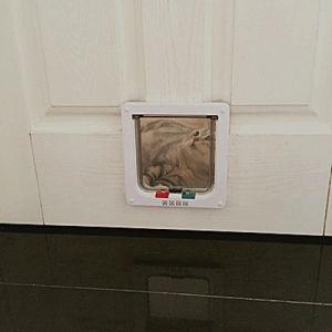 Plastic Cat Door / Pet Door for Screens pictures & photos