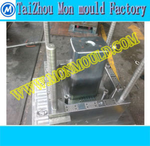 Huangyan 1 Cavity Plastic Injection Garbage Can Bin Mould pictures & photos