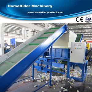 300kg/H PE Film Washing Line pictures & photos