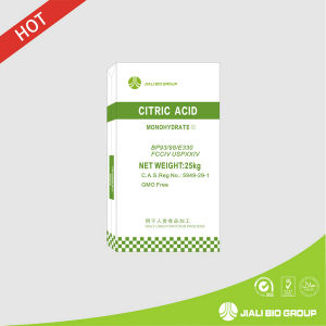 Citric Acid Monohydrate Food Grade (CAS No.: 5949-29-1)